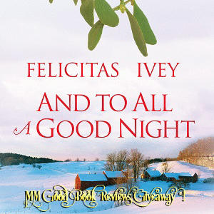 Felicitas Ivey - And To All A Good Night Square gif