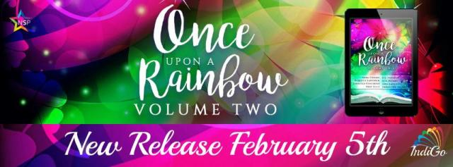 Once Upon a Rainbow Anthology Vol. 2 Banner