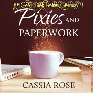 Cassia Rose - Pixies and Paperwork Square gif