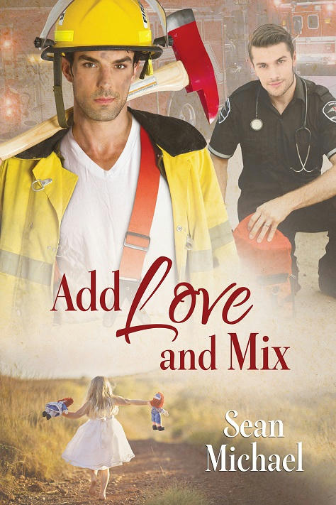 Sean Michael - Add Love and Mix Cover