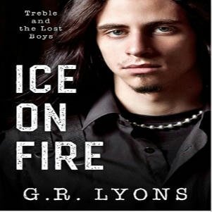 G.R. Lyons - Ice On Fire Square