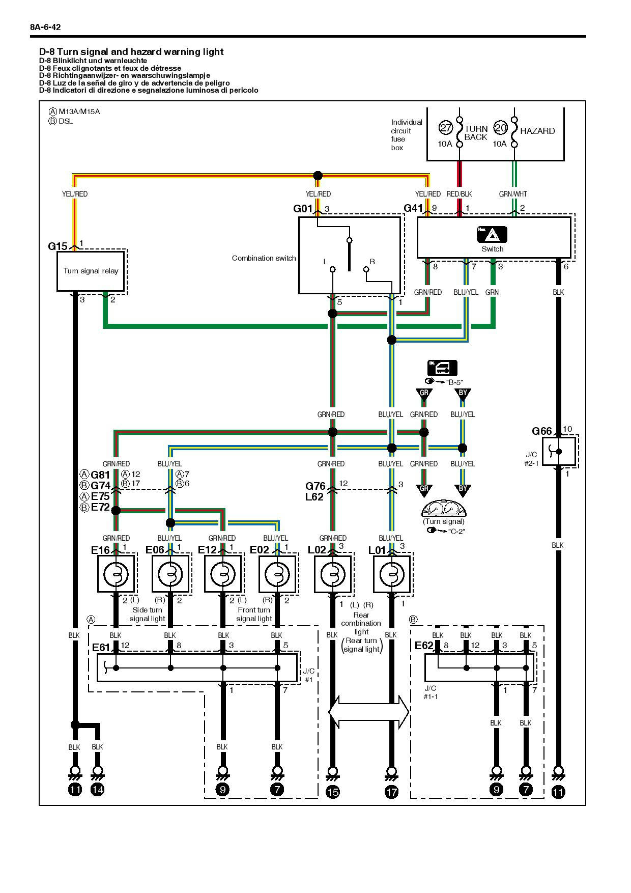 805 Suzuki Motorcycle Wiring Diagrams Diagram