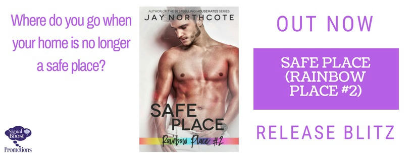 Jay Northcote - Safe Place RBBanner