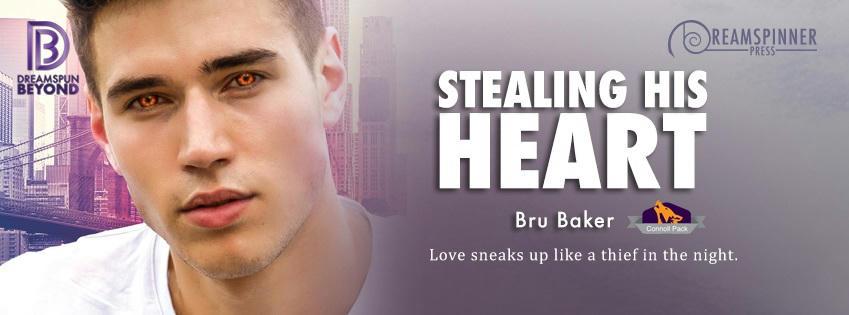 Bru Baker - Stealing His Heart Banner