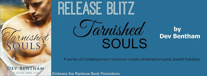 Dev Bentham - Tarnished Souls Bundle RB Banner