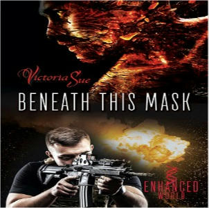 Victoria Sue - Beneath the Mask Square