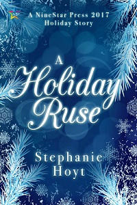 Stephanie Hoyt - A Holiday Ruse Cover