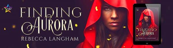 Rebecca Langham - Finding Aurora NineStar Banner