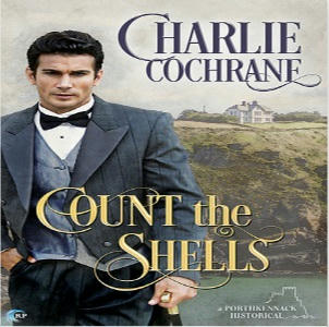 Charlie Cochrane - Count the Shells Square