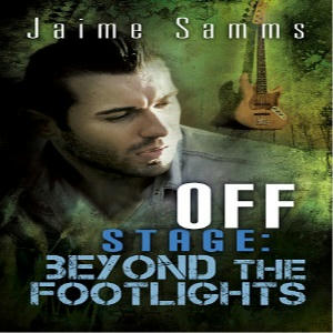 Jaime Samms - Off Stage: Beyond the Footlights Square