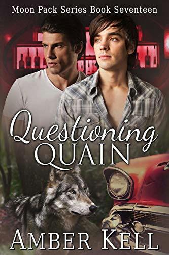 Amber Kell - Questioning Quain Cover