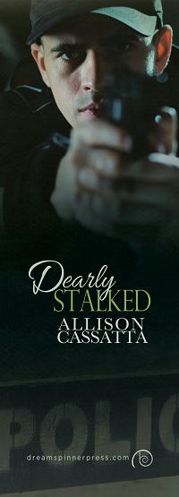 Allison Cassatta - Dearly Stalked Bookmark