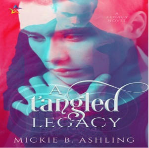 Mickie B. Ashling - A Tangled Legacy Square