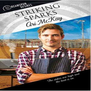 Ari McKay - Striking Sparks Square