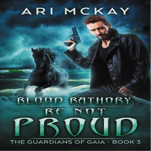 Ari McKay - Blood Bathory Be Not Proud Square