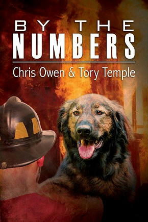 Chris Owen & Tory Temple - By The Numbers Cover
