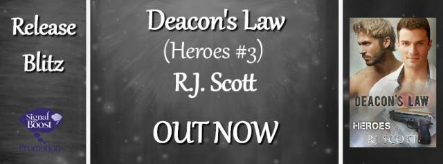 R.J. Scott - Deacon's Law RBBanner