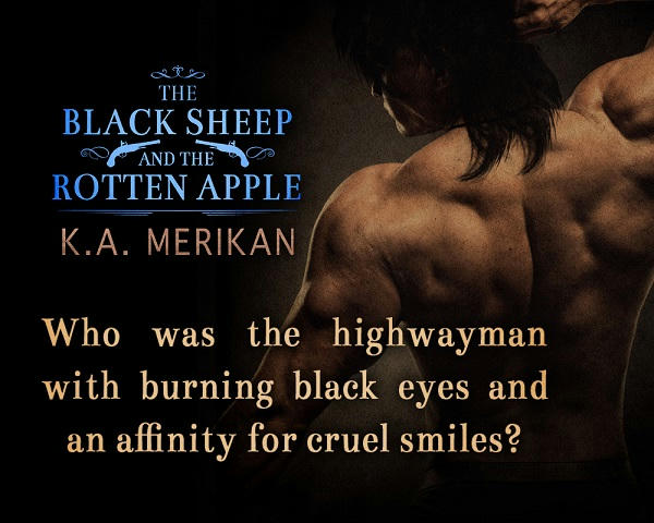 K.A. Merikan - Black Sheep Rotten Apple Teaser