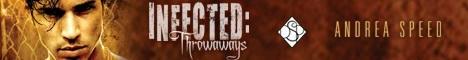 Andrea Speed - Infected Throwaways headerbanner