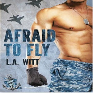 L.A. Witt - Afraid to Fly Square