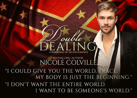 Nicole Colville - Double Dealing Teaser 1