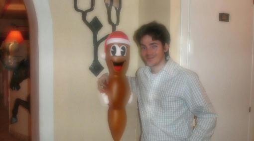 Io & Mr. Hanky