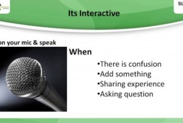 "Webinar on ""Conflict sensitive Reporting"" 28-02-2015"