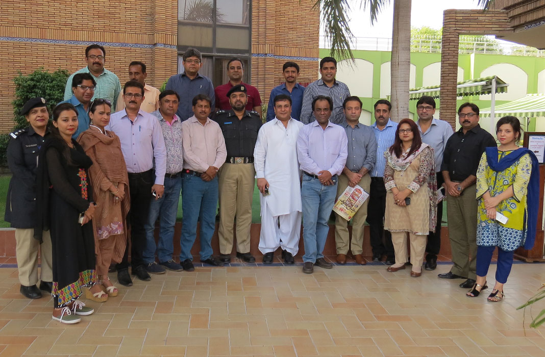 MF360 holds training session and forum in Multan
