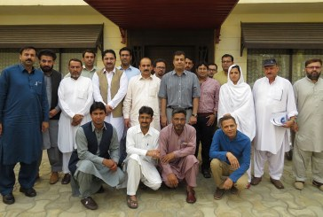 'Bridging the Gap' Training in Swat and forum on Right to Information law