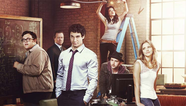 "OnBox: ""Scorpion"" 1ª temporada"