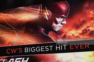 """The Flash"" é o maior hit do canal"