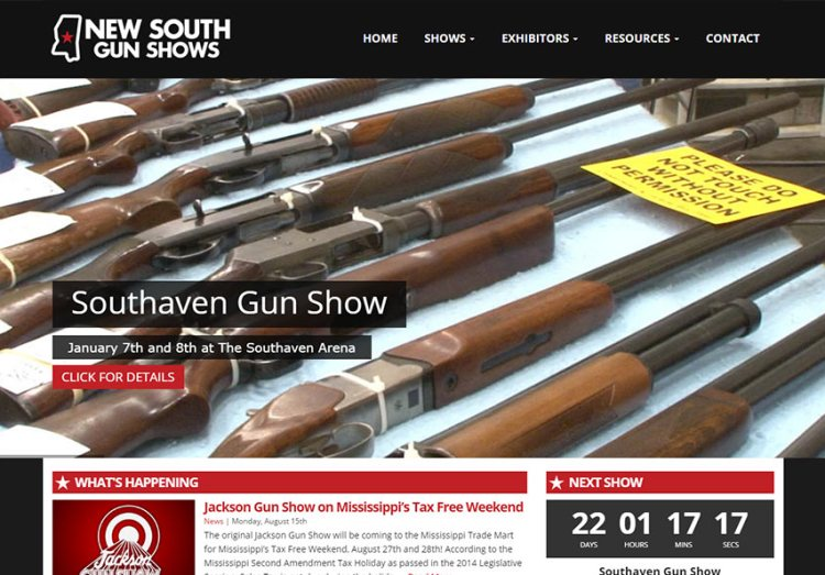 New South Gun Shows