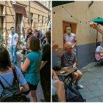 Blogger tedeschi in visita ad Albenga