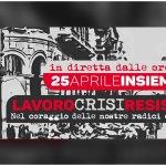 Coop Liguria. Verso il 25 aprile con due mostre, uno spettacolo e un evento in streaming