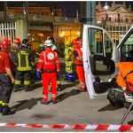 Ferrovie, tratta Genova Brignole-Genova Principe: esercitazione di emergenza nella galleria San Tomaso