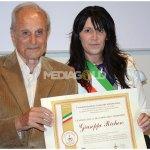 Balestrino omaggia il Generale Giuseppe Richero