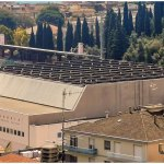 Alassio: approvato il progetto per il tetto del Palazzetto