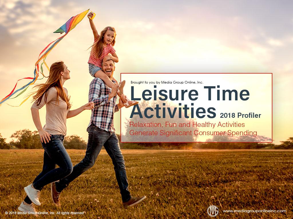 Leisure Time Activities Presentation