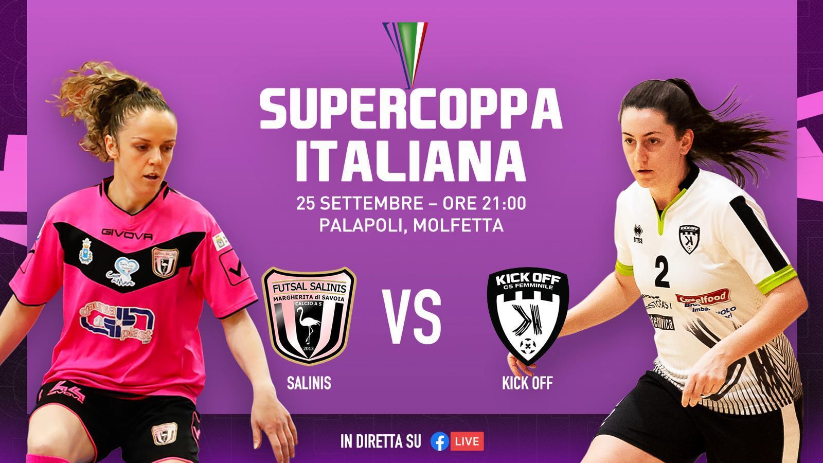Supercoppa italiana femminile 2019