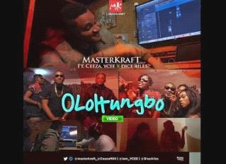 AUDO : Masterkraft ft. Ceeza, Ycee & Dice Ailes – Olohungbo