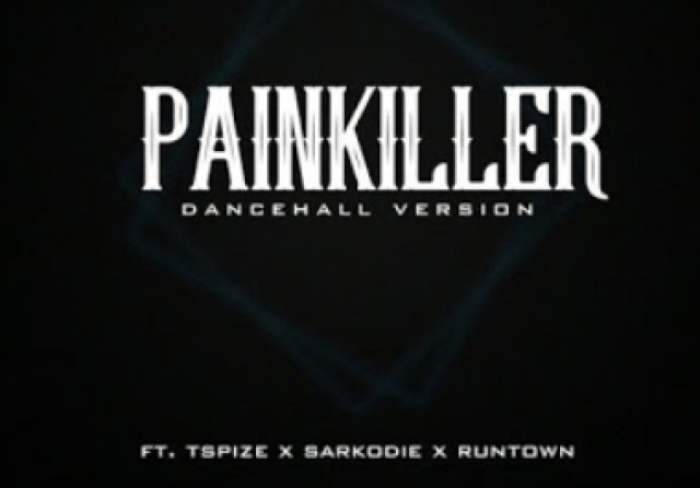TSpize, Sarkodie & Runtown – Pain Killer (Remix