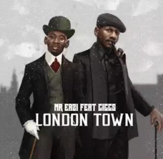 Lyrics: Mr Eazi Ft Giggs - London Town