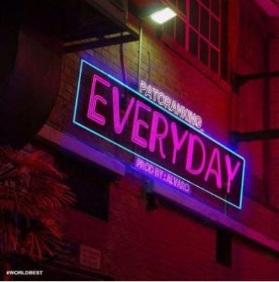 Lyrics: Patoranking – Everyday