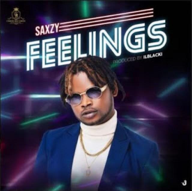 "Saxzy – ""Feelings"" (Prod. Ilblacki)"