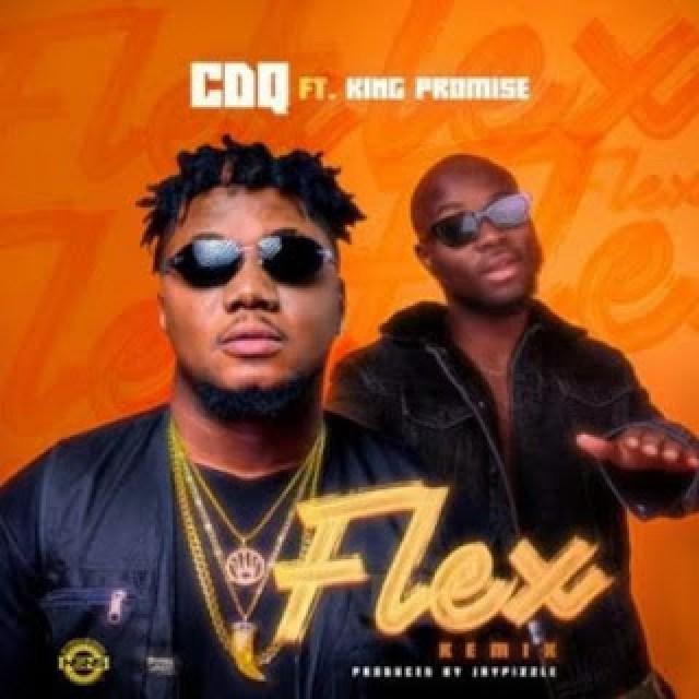 CDQ Ft. King Promise – Flex (Remix)