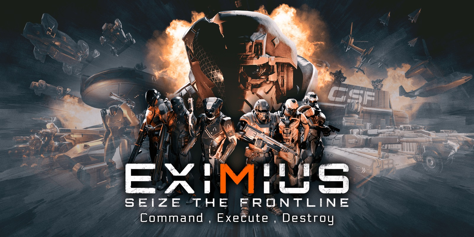 Eximius: Seize the Frontline