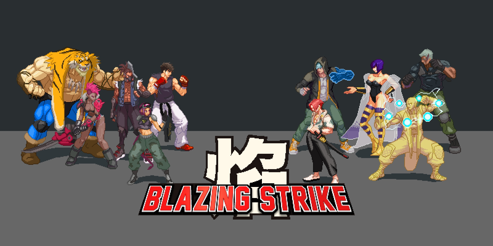 Blazing Strike