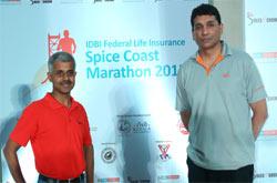 IDBI Federal Life Insurance announces Kochi's IDBI Federal Life Insurance Spice Coast Marathon 2015