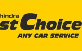 Mahindra First Choice Services logo