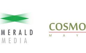Emerald Media Cosmos Maya logo